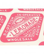 Vintage Lemonade Label Branding By Gillian Kyle