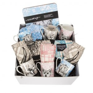 tartan-animals-hamper-stag-version