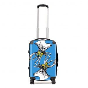 gillian-kyle-cabin-suitcase-stag-reflection-SKYBLUE