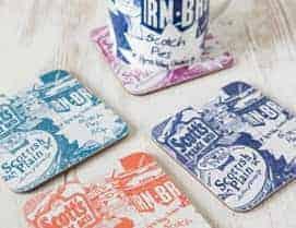 Scottish Breakfast gift range by Gillian Kyle