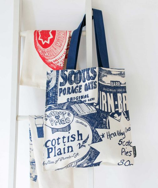 Tote Bags and Shopping Bags