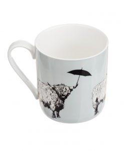Fine Bone China Mug from Love Scotland Range
