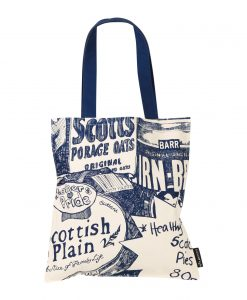 Tote Bags with Sweet Tooth designs by Gillian Kyle