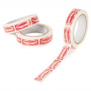 Sticky Tape with Tunnocks Caramel Wafer
