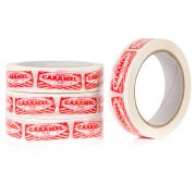 Sticky Tape with Tunnocks Caramel Wafer by Gillian Kyle