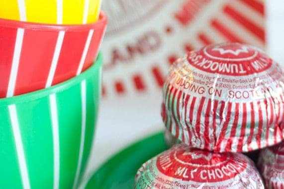 Tunnocks Teacake Illustrations by Gillian Kyle