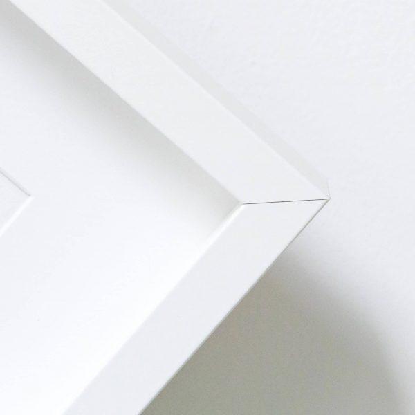 Detail of Gillian Kyle small box frame