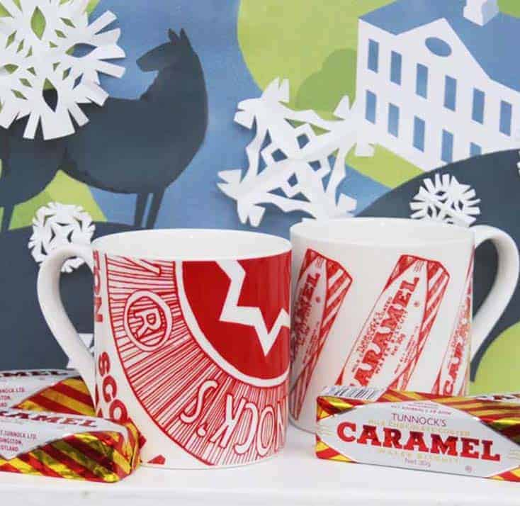 last minute Christmas gifts from Gillian Kyle