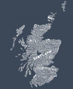 scotland-mapped-tshirt-detail