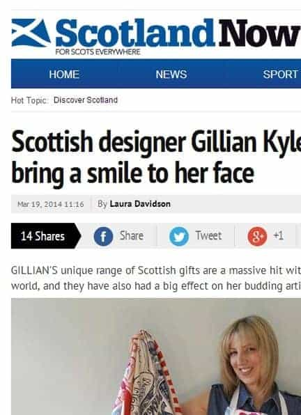 Scottish now featuring Gillian Kyle