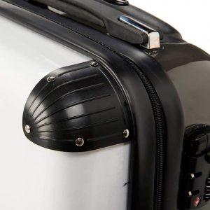 Gilllian Kyle suitcase - detail