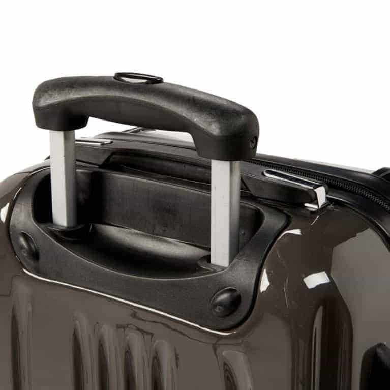 Gillian Kyle suitcase - handle