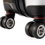Gillian Kyle suitcase - wheels
