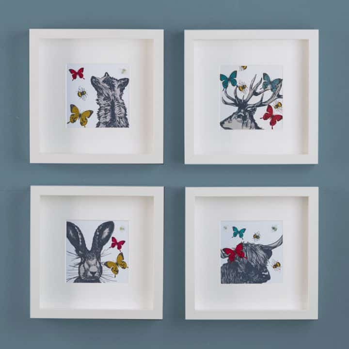 Gillian Kyle Scottish Wildlife Prints