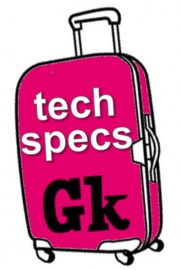 tech spec suitcase