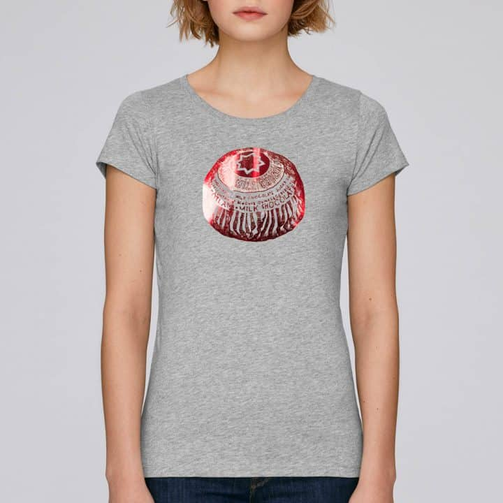Tunnocks ladies t-shirt