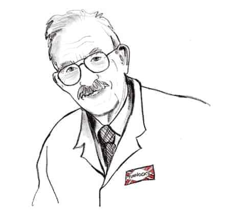 Boyd Tunnock illustration