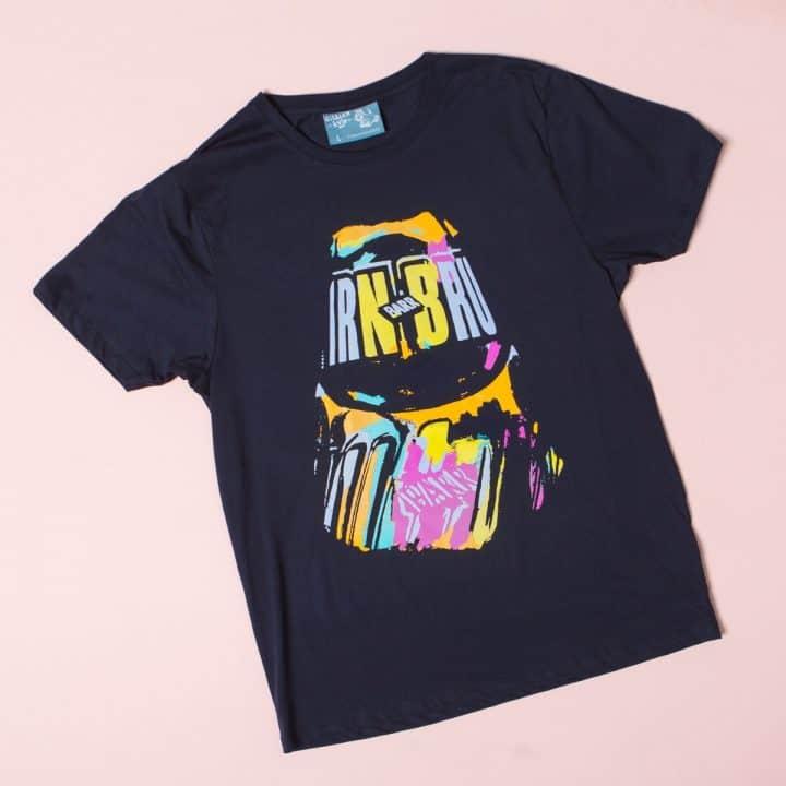 POP! IRN-BRU t shirt