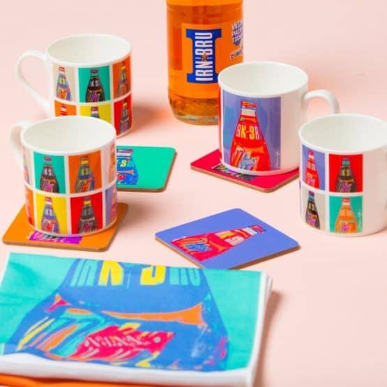 Irn Bru merchandise