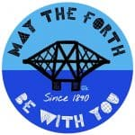 May the Forth art and merchandise from Gillian Kyle