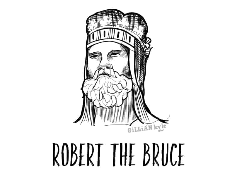 Robert the Bruce by Gillian Kyle