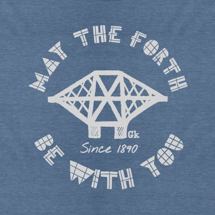 Forth Scottish t shirt