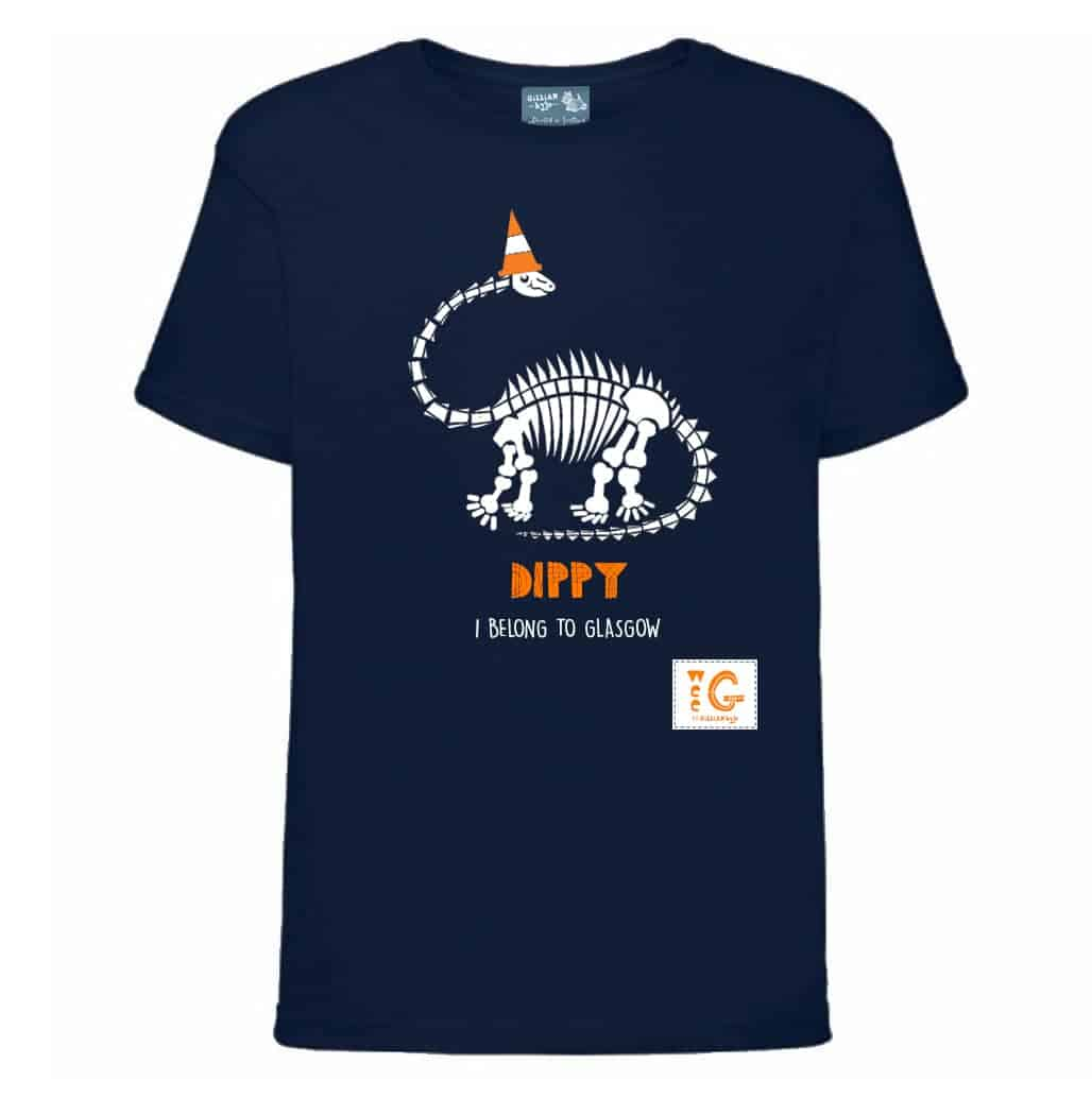 Dippy kids t shirt