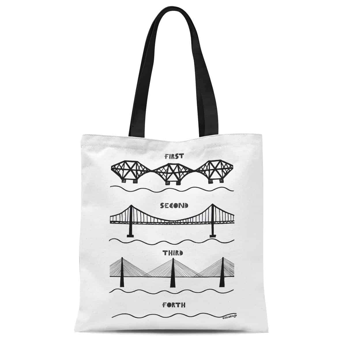62274b760 Product Information. £12.95. This fun canvas tote ...