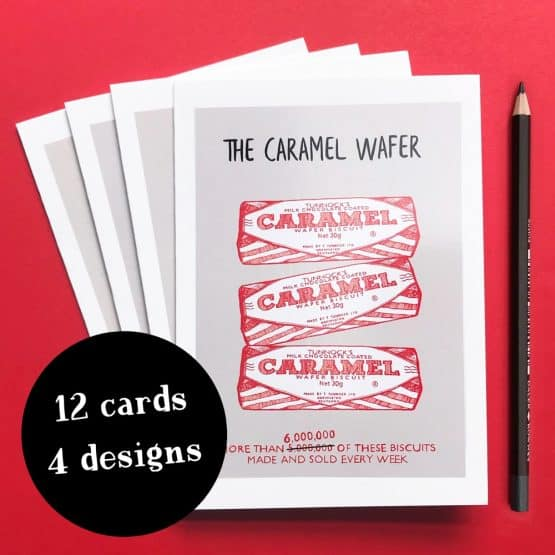 Tunnocks notecards set