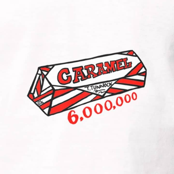 6 million Tunnocks Caramel Wafers