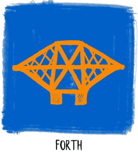 Forth Bridges icon