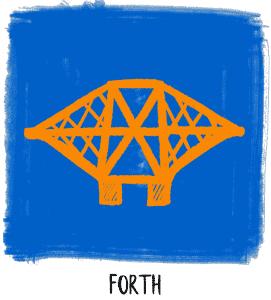 Forth Bridges icon