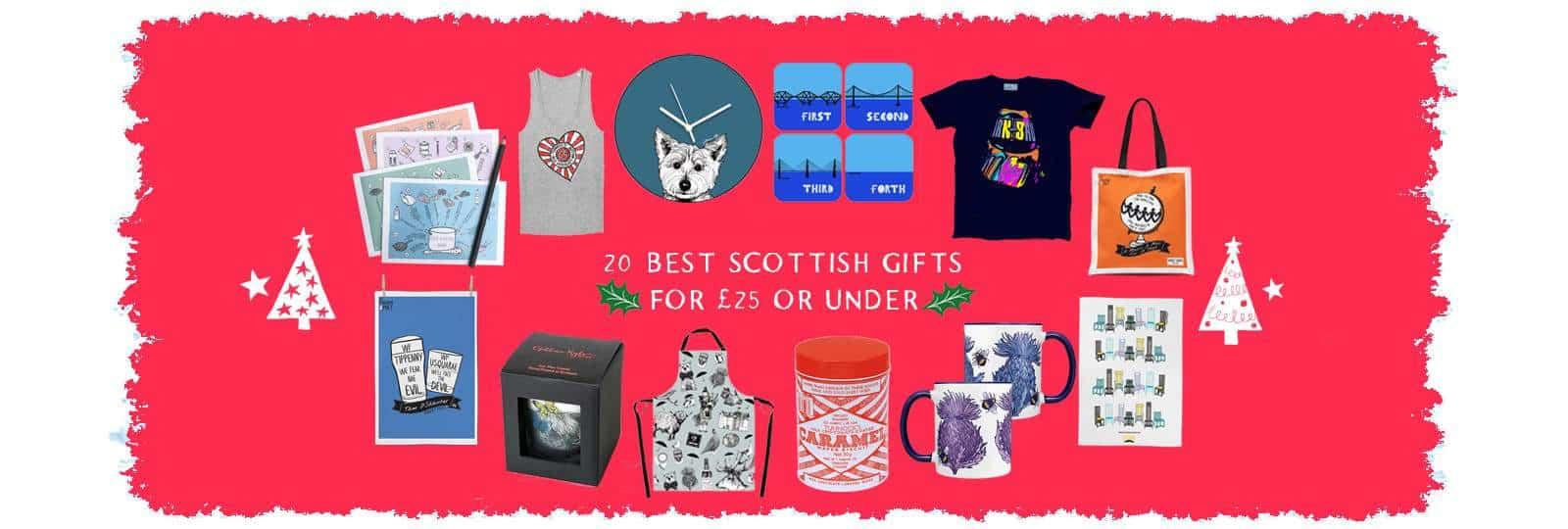 Best Scottish gifts under £25 featuring