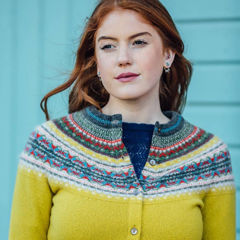 Gillian Kyle Scottish Stories Brands We Love 2019 - Eribe Knitwear