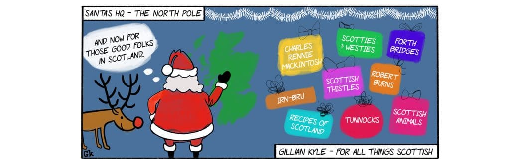 Gillian Kyle Scottish Gift Guide