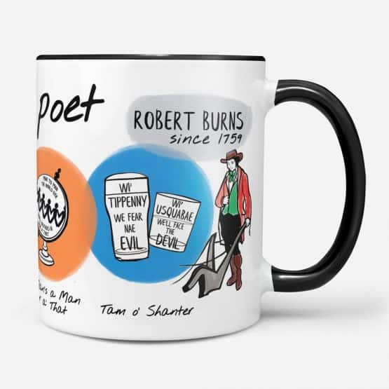 Gillan Kyle Robert Burns Poems Collection