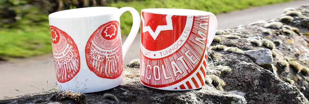 Tunnock's Scottish Mugs