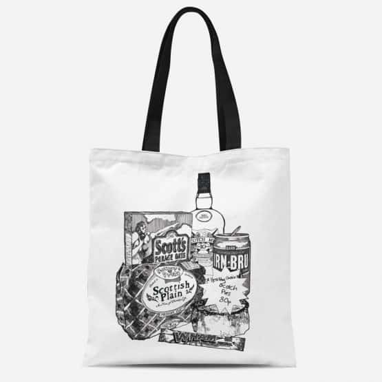 Scottish Breakfast Sturdy Tote