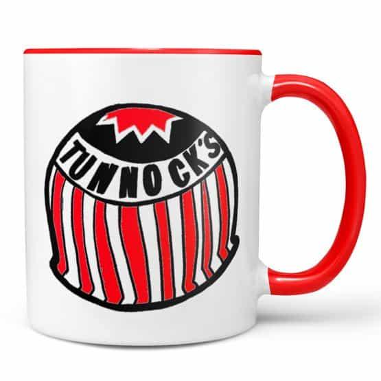 Tunnock's Tea Cake Mug