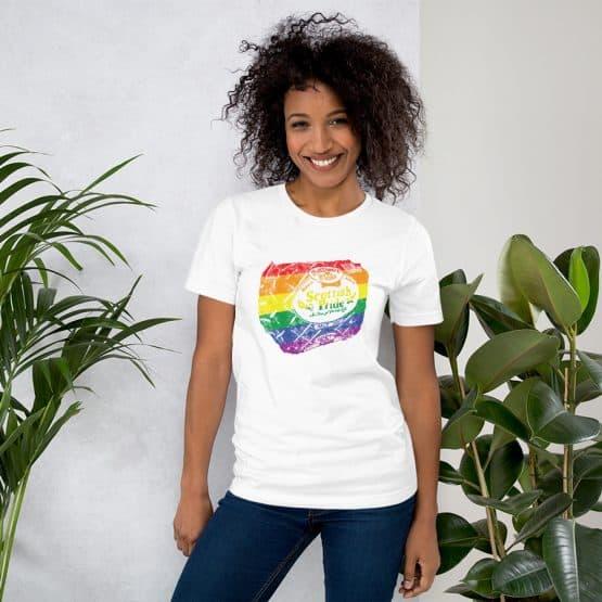 Scottish Pride T-shirt White