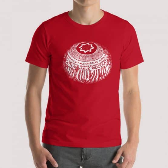 Tunnock's Tea Cake T-shirt