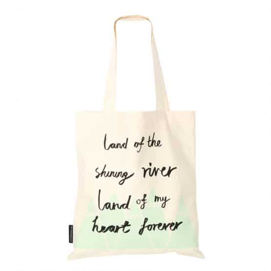 Scotland the Brave tote