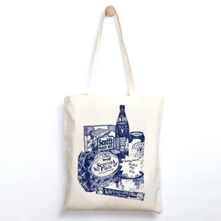 Scottish Tea Tote
