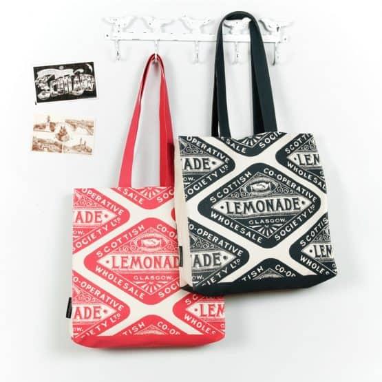 Vintage Lemonade Bags