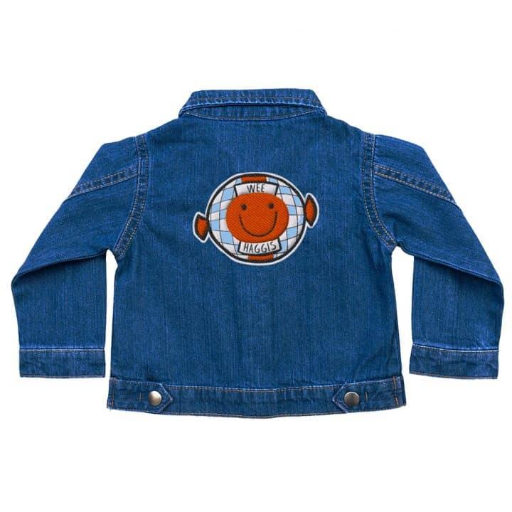 Wee Haggis Denim Jacket