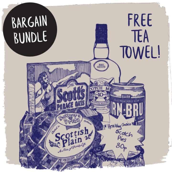 Bargain Bundles - Scottish Breakfast - Gillian Kyle