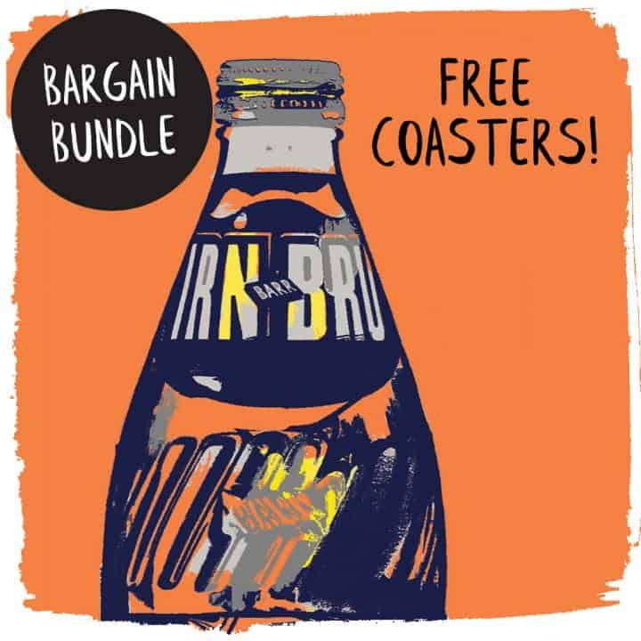 Bargain Bundles - IRN-BRU - Gillian Kyle